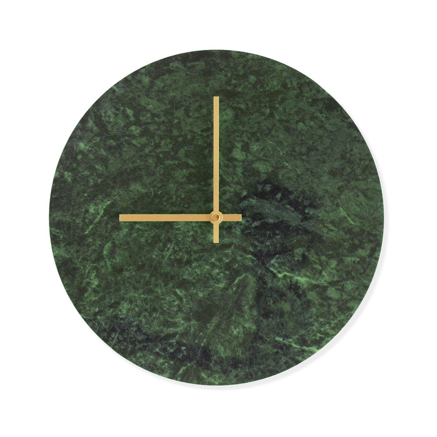 Image of   Ur i grøn marmor