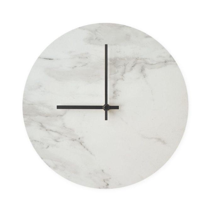 Hvidt marmor ur