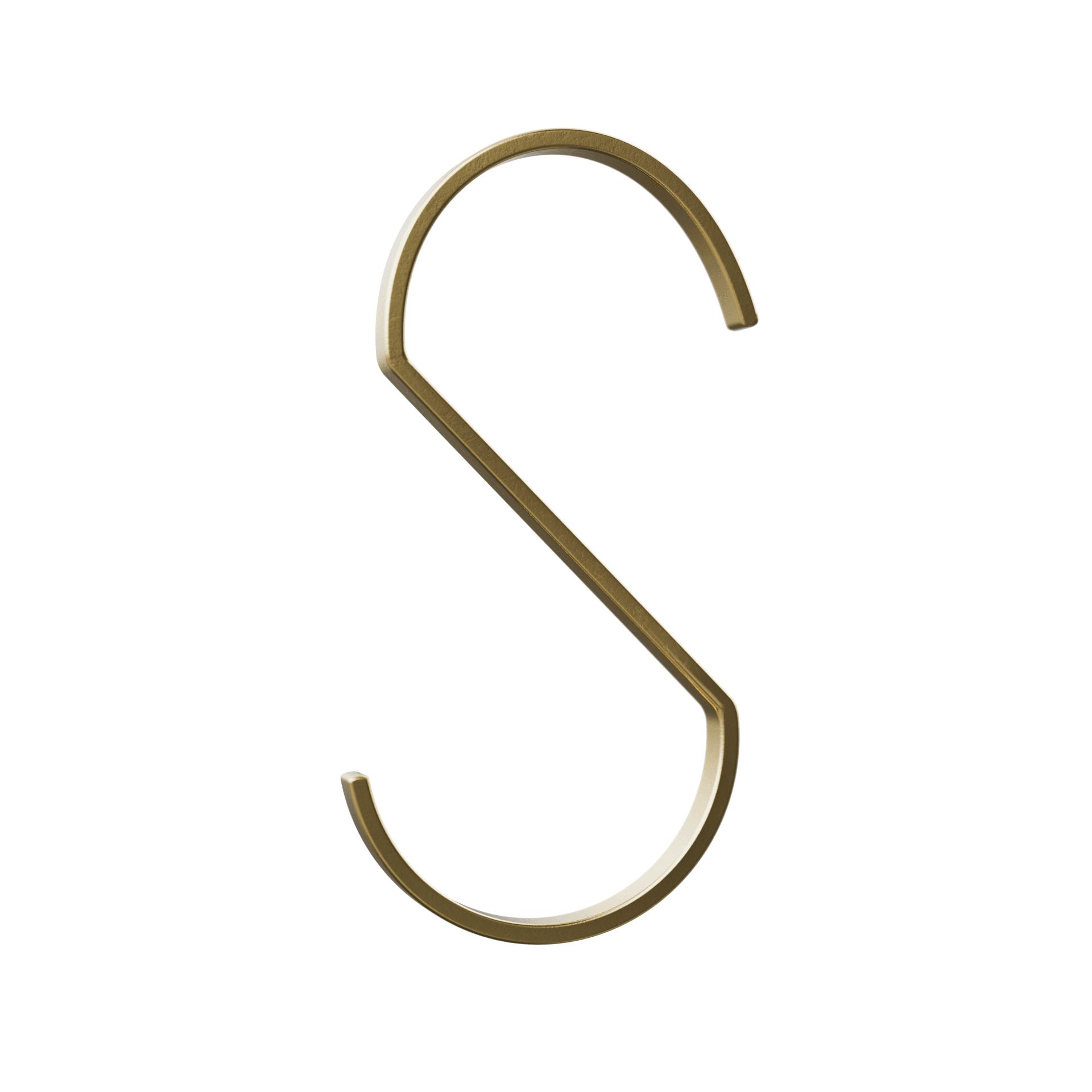 Image of   S-krog i guld