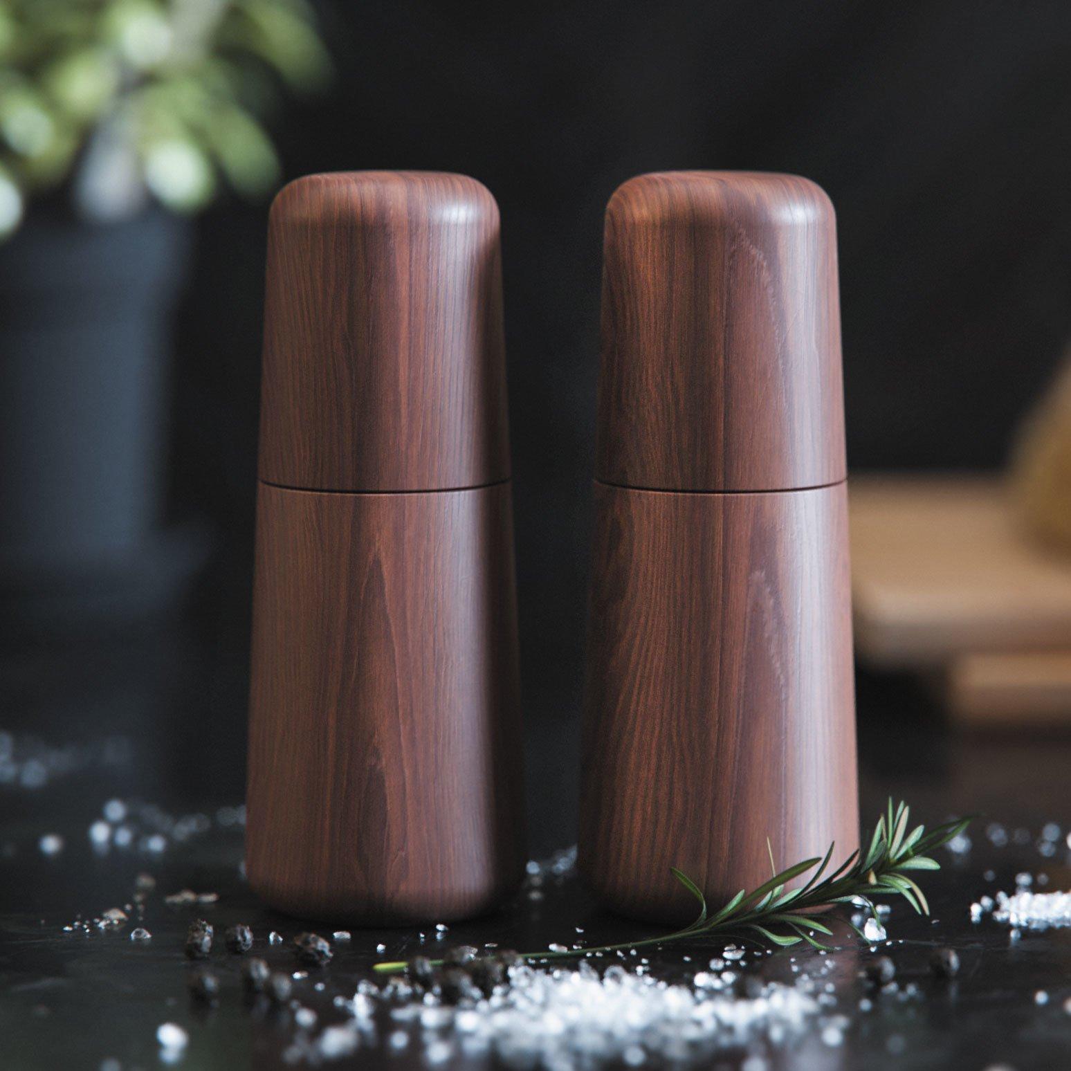 Image of   Salt og peber sæt - Amerikansk valnød