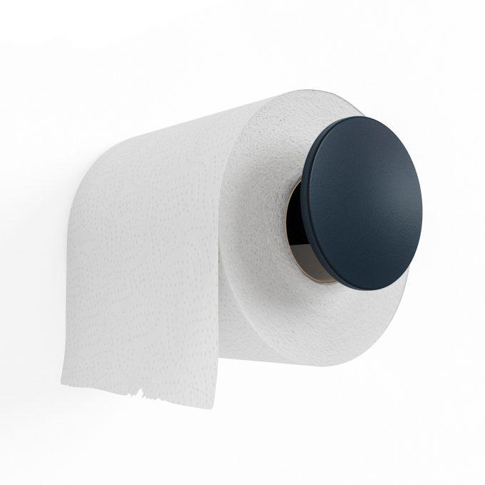 Toiletrulleholder sort